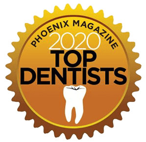 2020 top dentist, Ahwatukee top dentist, Phoenix top dentist, top dentist